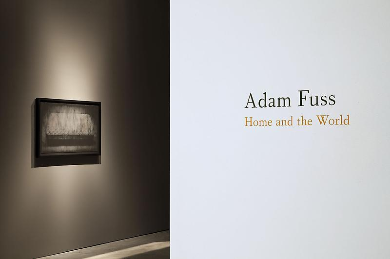 Adam Fuss 	Home and the World 	9/9 - 10/23/10