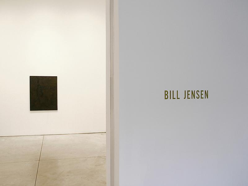 Bill Jensen 	February 15 - March 24, 2007