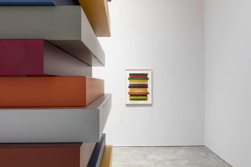 Sean Scully - Exhibitions - Cheim Read
