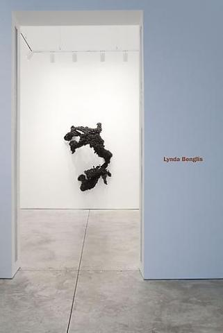 Lynda Benglis - New Work - Exhibitions - Cheim Read