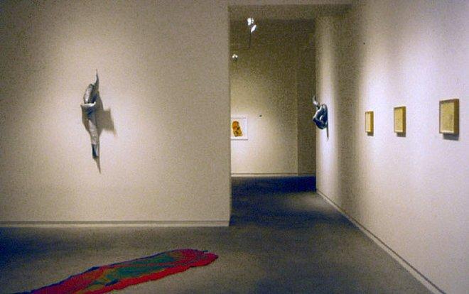 Group Show: Benglis, Fuss, Salle, Spitzer June 5 - July 31, 1997