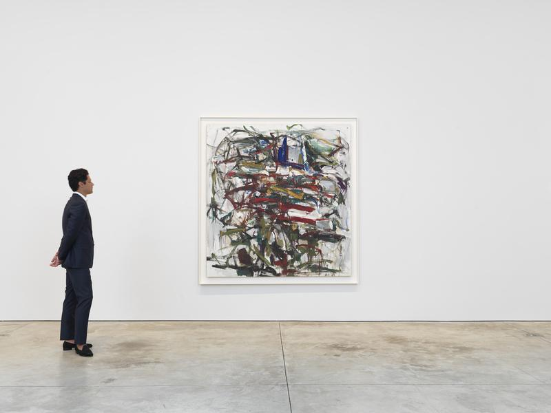 Joan Mitchell: Paintings from the Middle of the Last Century, 1953–1962 - Exhibitions - Cheim Read