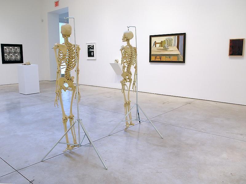 I Am As You Will Be The Skeleton In Art September 20 - November 3, 2007