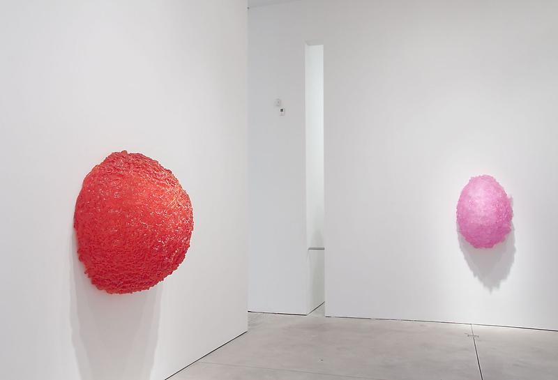 Lynda Benglis New Work 11/19/09 - 1/2/10