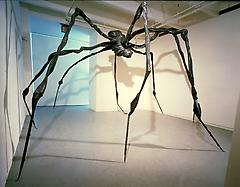 Louise Bourgeois: Spider 1996