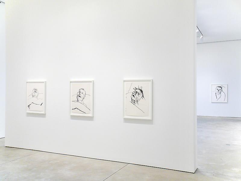 Don Bachardy: Last Drawings of Christopher Isherwood 6 January - 7 February 2009