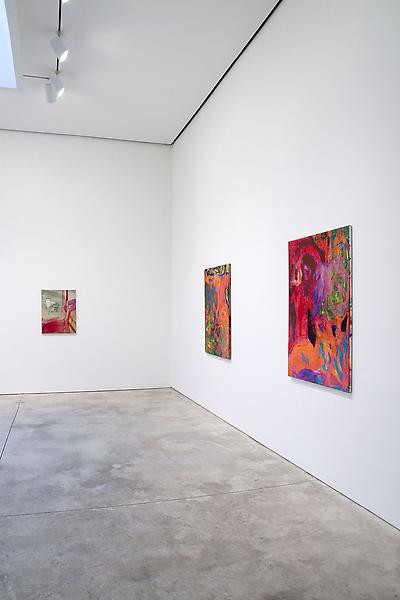 Bill Jensen New Work 2/18 - 3/27/10