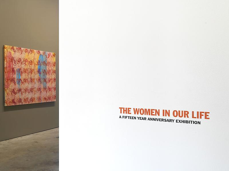 The Women in Our Life: A Fifteen Year Anniversary Exhibition 6/30 - 9/17/11