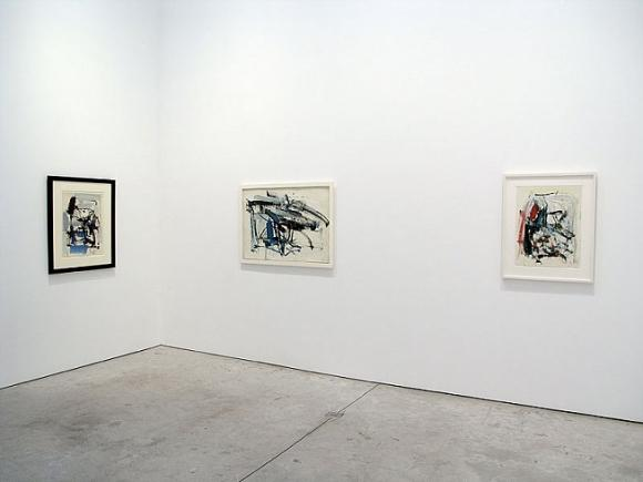 Joan Mitchell - A Survey of Works on Paper 1956–1992 - Exhibitions - Cheim Read