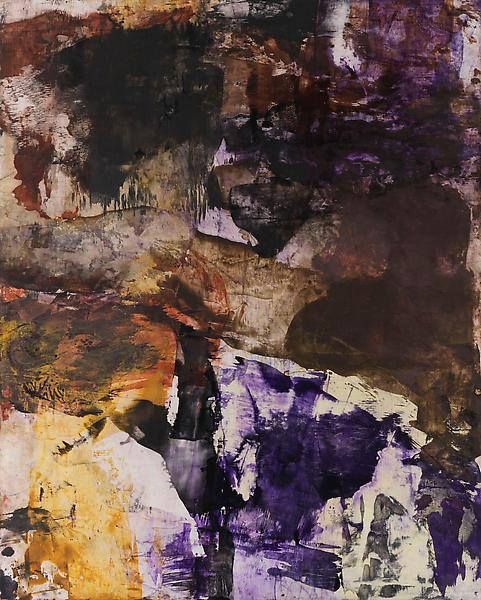 Bill Jensen 	DOGAN 2011 	Oil on linen 	40 x 32 inches 	101.6 x 81.3 centimeters