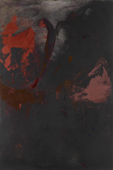 Bill Jensen 	BEGOT 2004-10 	Oil on linen 	60 x 40 inches 	152.4 x 101.6 centimeters