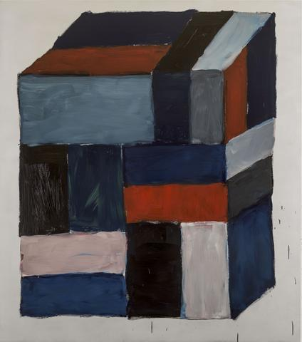 Sean Scully - Wall of Light Cubed - Exhibitions - Cheim Read