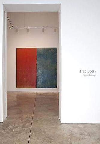 Pat Steir - Winter Paintings - Exhibitions - Cheim Read