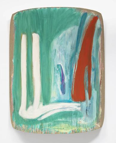 Ron Gorchov: at the cusp of the 80s, paintings 1979–1983 -  - Exhibitions - Cheim Read