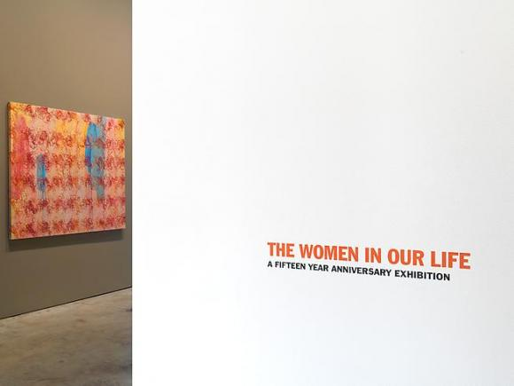 The Women in Our Life - A Fifteen Year Anniversary Exhibition - Exhibitions - Cheim Read