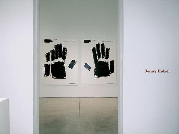 Jenny Holzer - Archive - Exhibitions - Cheim Read