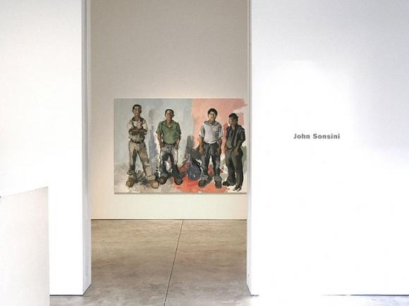John Sonsini -  - Exhibitions - Cheim Read