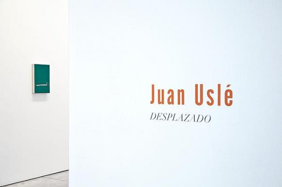 Juan Uslé - Desplazado (Displaced) - Exhibitions - Cheim Read