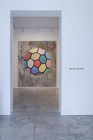 Donald Baechler - New Work - Exhibitions - Cheim Read