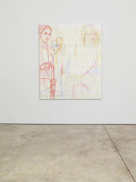 Ghada Amer - Exhibitions - Cheim Read
