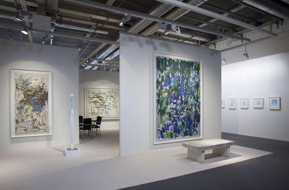 Art Basel - Hall 2.0, Stand D17 - Art Fairs - Cheim Read