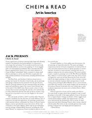 Art in America 10/15