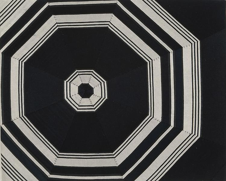 Louise Bourgeois UNTITLED 2005 Fabric 12 1/4 x 15 inches 31.1 x 38.1 centimeters