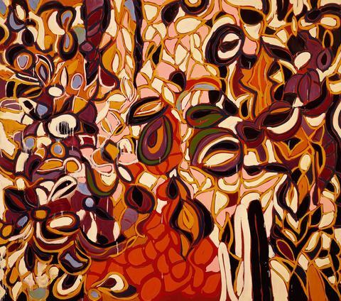 Richmond Burton: New Paintings