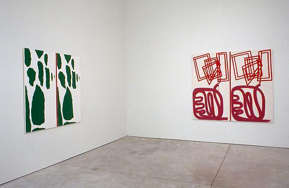 Bernard Piffaretti -  - Exhibitions - Cheim Read
