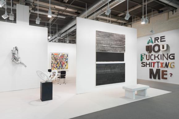 Art Basel 2017 - Messe Basel - Art Fairs - Cheim Read