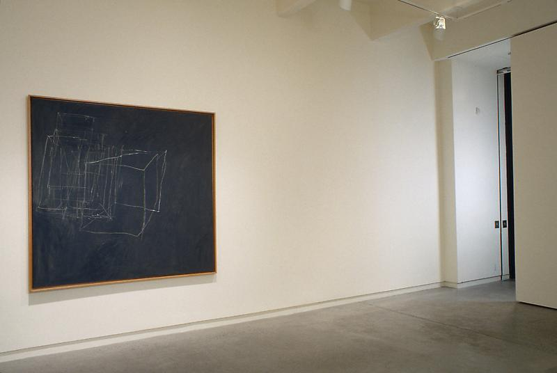 Cy Twombly 	October 18 - November 15, 1997
