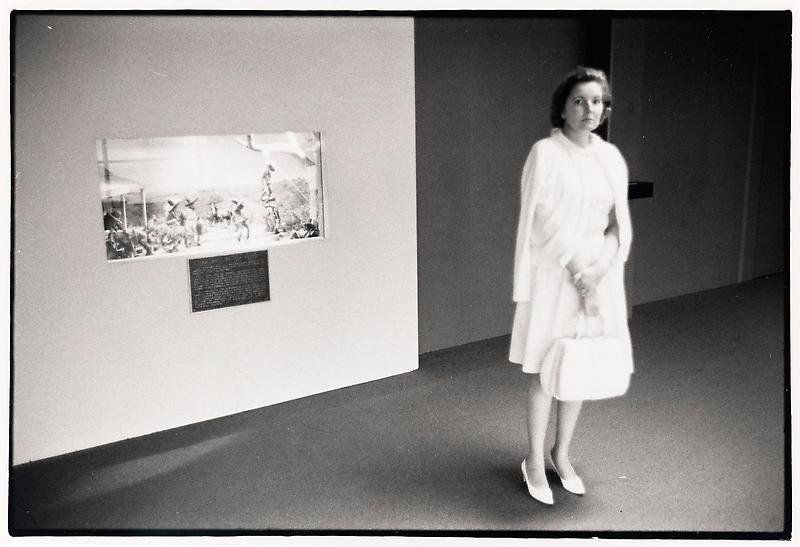 William Eggleston 	Untitled, 1960-65 	Vintage gelatin silver print 	5 x 7 inches 	12.7 x 17.8 centimeters