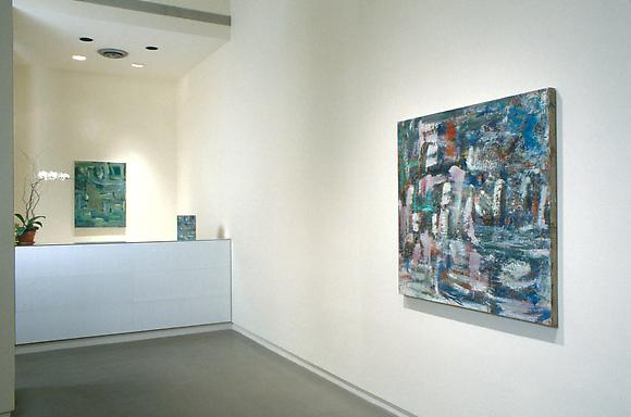 Louise Fishman - New Paintings - Exhibitions - Cheim Read
