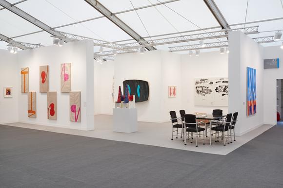 Frieze London -  - Art Fairs - Cheim Read