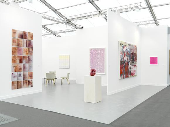 Frieze New York - Randall's Island Park - Art Fairs - Cheim Read