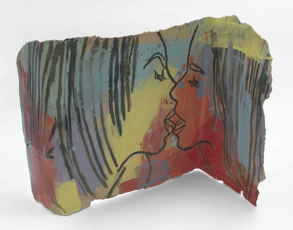 Ghada Amer - Artists - Cheim Read