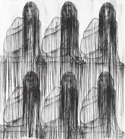 Ghada Amer -  - Exhibitions - Cheim Read