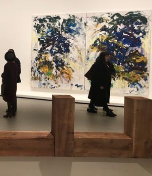 Joan Mitchell at Fondation Louis Vuitton
