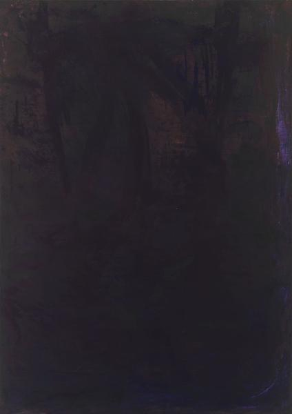 Bill Jensen THE TEMPEST (RYDER) 2007-08 Oil on linen 48 x 34 inches 121.9 x 86.4 centimeters
