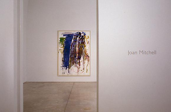 Joan Mitchell - The Presence of Absence: Selected Paintings 1956–1992 - Exhibitions - Cheim Read