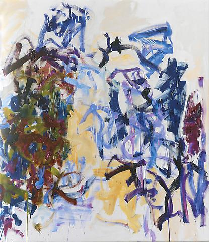 Joan Mitchell: Trees