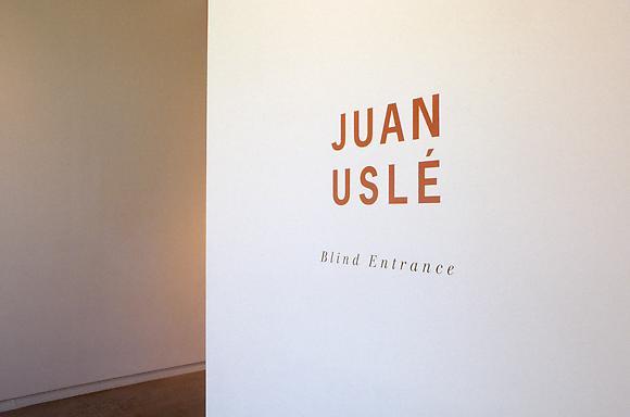 Juan Uslé - Blind Entrance - Exhibitions - Cheim Read