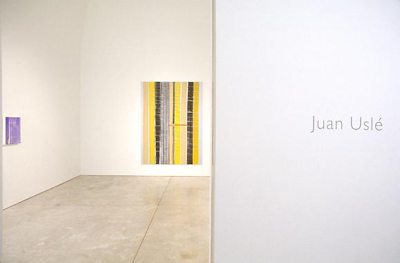 Juan Uslé -  - Exhibitions - Cheim Read