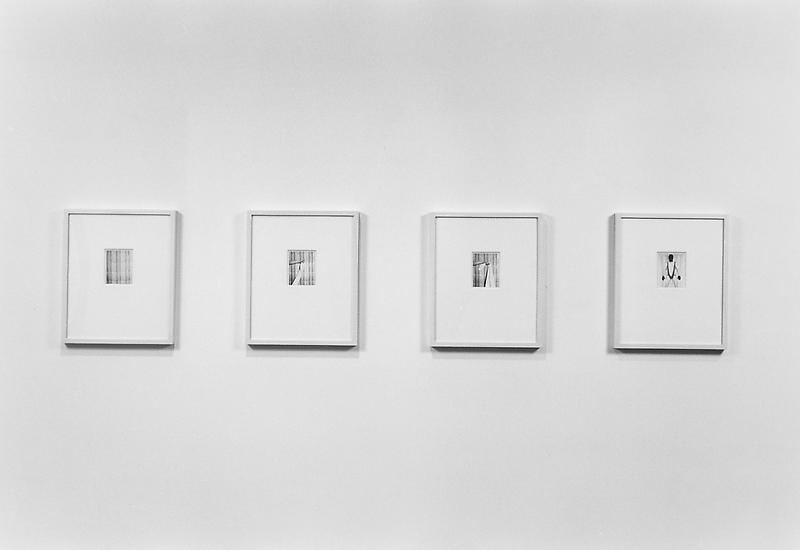 Robert Mapplethorpe 	Auto-portrait Polaroids 1972 - 1974 	April 28 - June 10, 2000