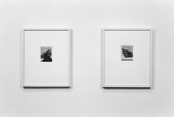 Robert Mapplethorpe - Autoportrait Polaroids 1972-1974 - Exhibitions - Cheim Read