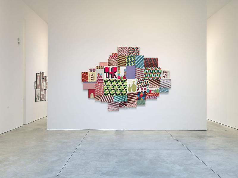 Barry McGee September 12 - October 26, 2013