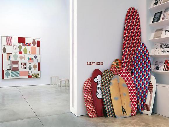 Barry McGee -  - Exhibitions - Cheim Read