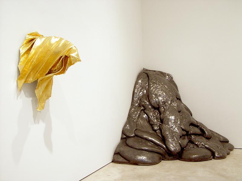 Lynda Benglis: A Sculpture Survey 1969 – 2004 February 26 – April 3, 2004