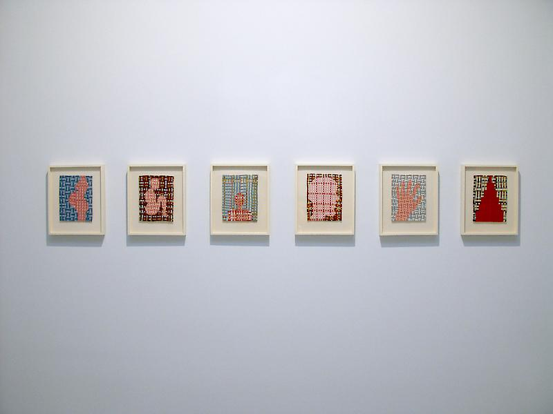 Louise Bourgeois The Reticent Child October 21 – December 31, 2004