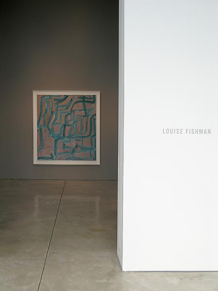 Louise Fishman February 15 - March 25, 2006